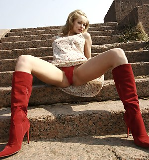 XXX Teen Boots Porn Pictures