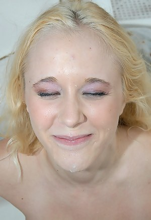 XXX Teen Facial Porn Pictures